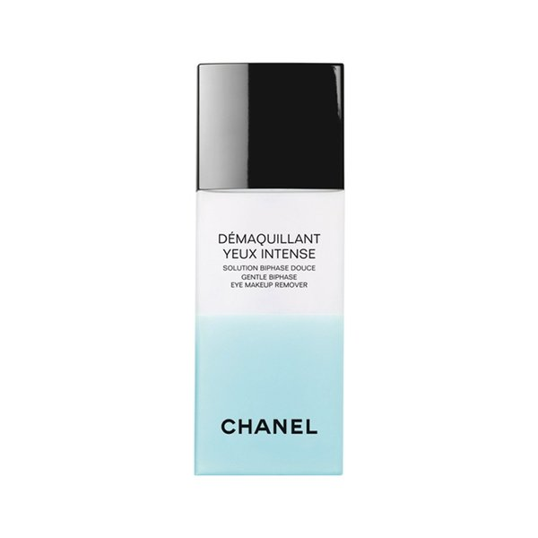 Chanel Demaquillant Yeux Intense – Gentle Bi-phase Eye Makeup Remover - 100ml