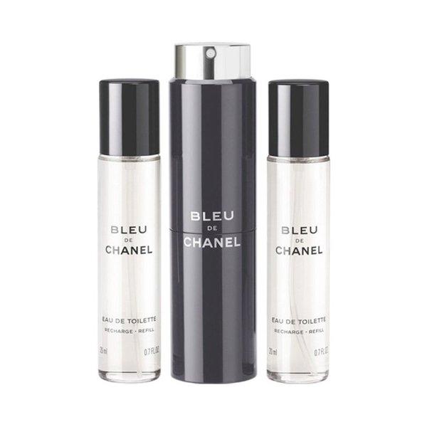 Chanel Bleu De Chanel Eau De Toilette Refillable Travel Spray