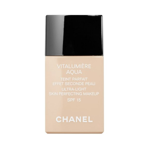 Chanel Vitalumiere Aqua Ultra-Light Skin Perfecting Makeup SPF15 - 30ml