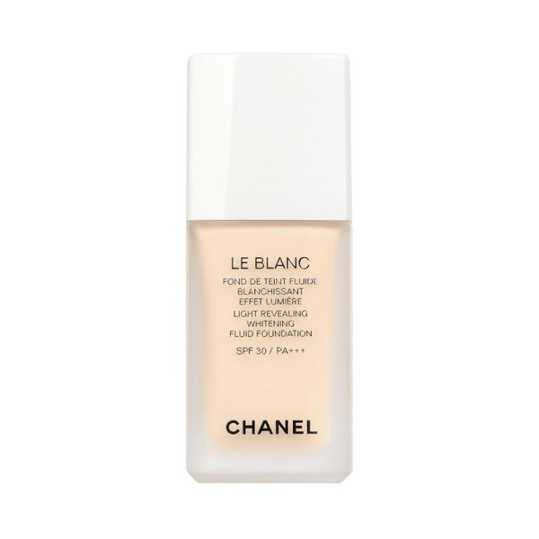 Chanel Le Blanc Light Revealing Whitening Fluid Foundation SPF 30 / PA+++ - 30ml