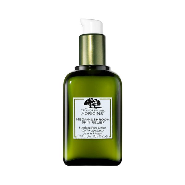 Dr Andrew Weil for Origins Mega-Mushroom Skin Relief Soothing Face Lotion - 50ml