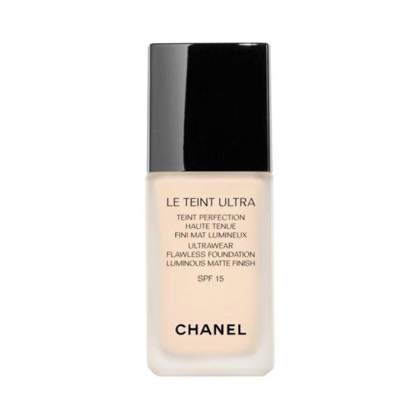 Chanel Le Teint Ultra Ultrawear Flawless Foundation Luminous Matte Finish
