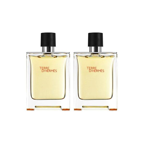 Hermes Terre D'Hermes Eau de Toilette Duo Set - 2x50ml
