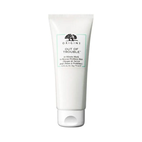 Origins Out Of Trouble 10 Minute Mask to Rescue Problem Skin - 75ml
