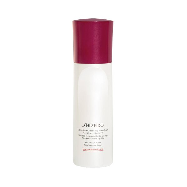 Shiseido Complete Cleansing Microfoam - 180ml