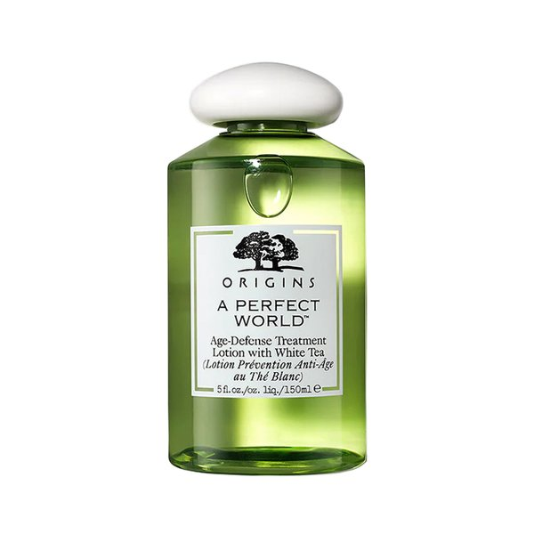 Origins A Perfect World Age-Defense Treatment Lotion with White Tea - 150ml