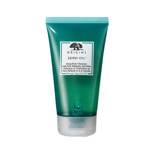 Origins Zero Oil Deep Pore Cleanser with Saw Palmetto & Mint - 150ml