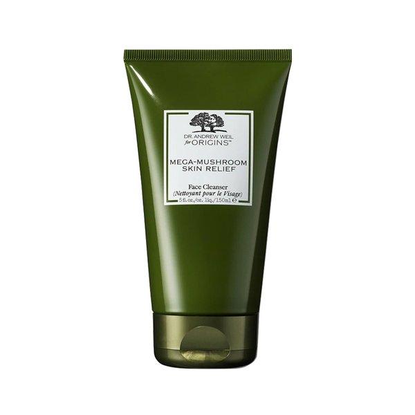Dr. Andrew Weil for Origins Mega-Mushroom Skin Relief Face Cleanser - 150ml