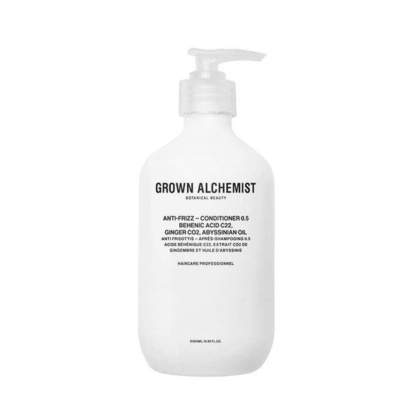Grown Alchemist Anti-Frizz - Conditioner 0.5 Behenic Acid C22, Ginger CO2, Abyssinian Oil - 500ml