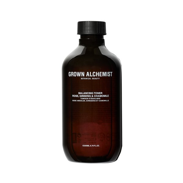 Grown Alchemist Balancing Toner Rose, Ginseng, Chamomile - 200ml