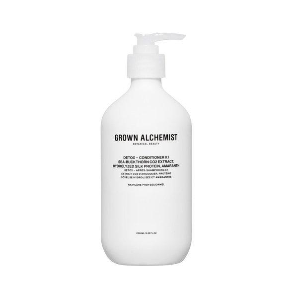 Grown Alchemist Detox - Conditioner 0.1 Sea-Buckthorn CO2 Extract, Hydrolyzed Silk Protein, Amaranth - 500ml