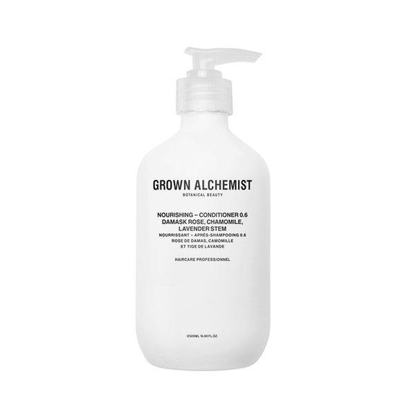 Grown Alchemist Nourishing - Conditioner 0.6 Damask Rose, Chamomile, Lavender Stem - 500ml