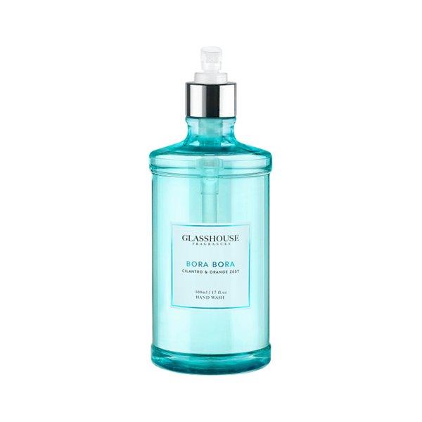 Glasshouse Fragrances Bora Bora Hand Wash - 500ml