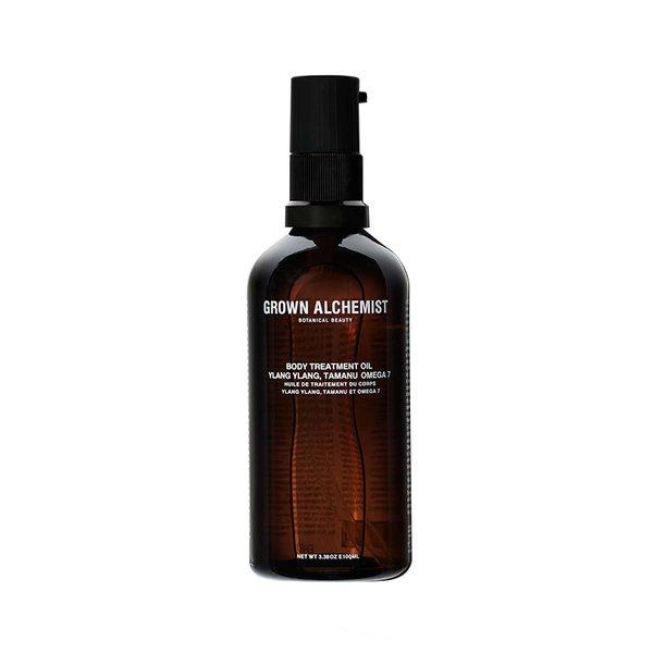 Grown Alchemist Body Treatment Oil Ylang Ylang, Tamanu, Omega 7 - 100ml