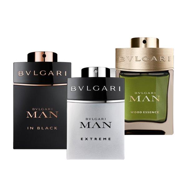 Bvlgari Man Travel Collection - 3 x 15ml
