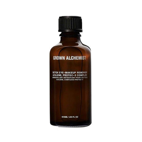 Grown Alchemist Detox Eye-Makeup Remover Azulene, Protec-3 Complex - 50ml