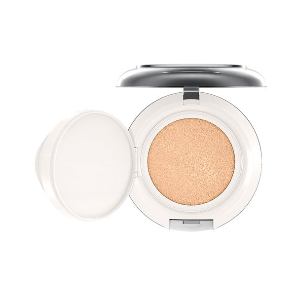 M.A.C Lightful C + Coral Grass SPF 50/PA++++ Quick Finish Cushion Compact + Refill
