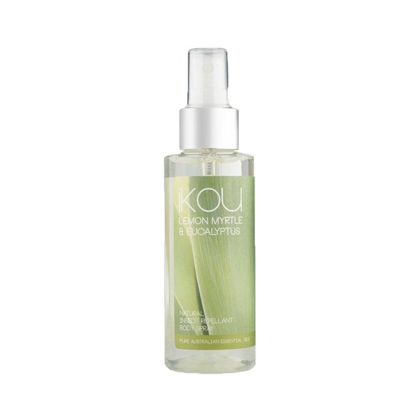 iKOU 100% Natural Insect Repellent Body Spray - 125ml