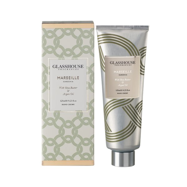 Glasshouse Fragrances Marseille Hand Cream - 125ml