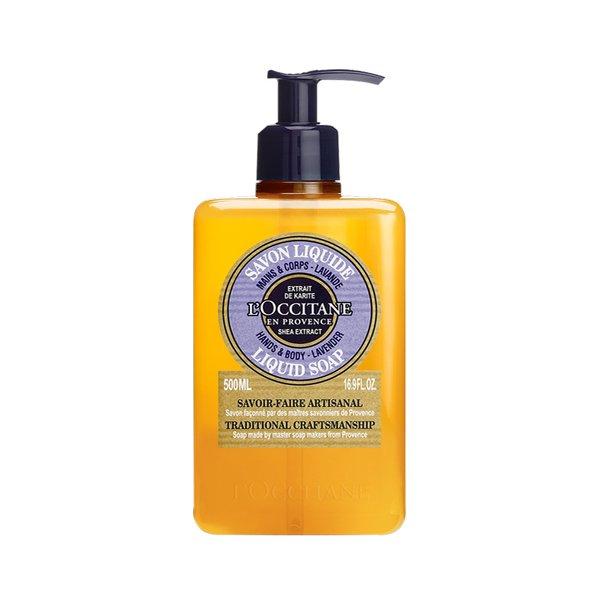 L'Occitane Shea Lavender Liquid Soap - 500ml