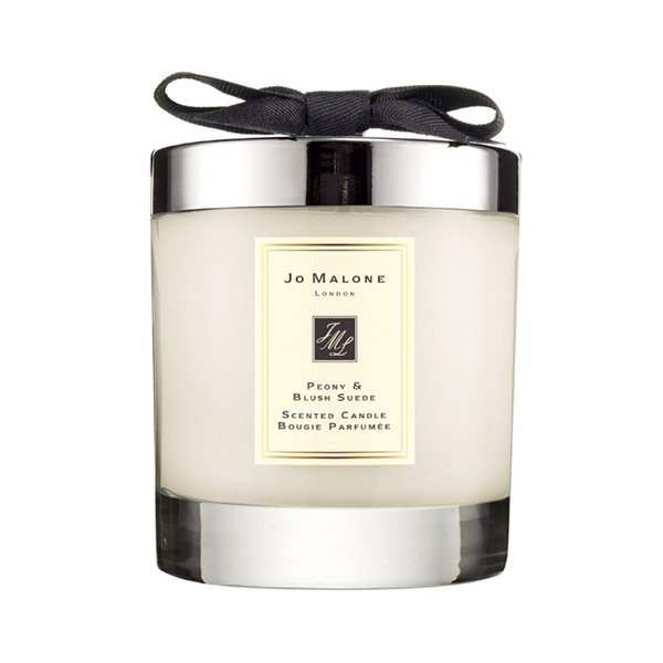 Jo Malone Peony & Blush Suede Scented Candle - 200gr