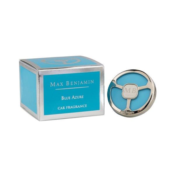 Max Benjamin Luxurious Car Fragrance - Blue Azure