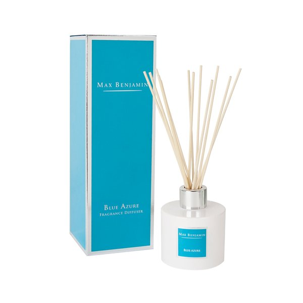 Max Benjamin Classic Fragrance Diffuser - Blue Azure 150ml
