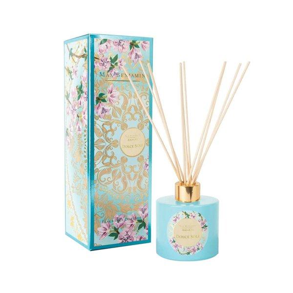 Max Benjamin Amalfi Fragrance Diffuser - Dolce Sole 150ml