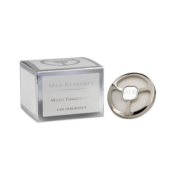 Max Benjamin Luxurious Car Fragrance - White Pomegranate