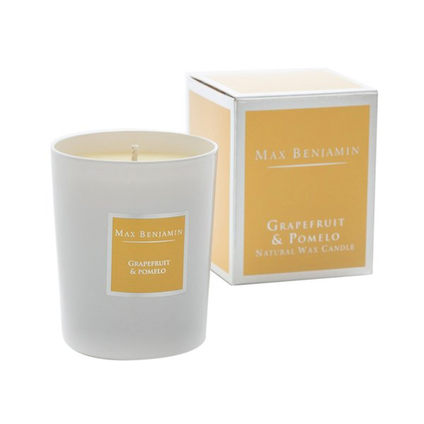 Max Benjamin Classic Candle - Grapefruit & Pomelo 190g