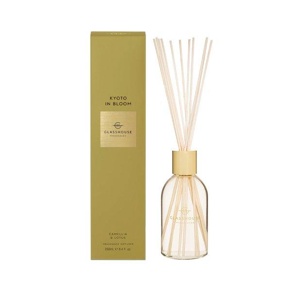 Glasshouse Fragrances Kyoto in Bloom Diffuser - 250ml