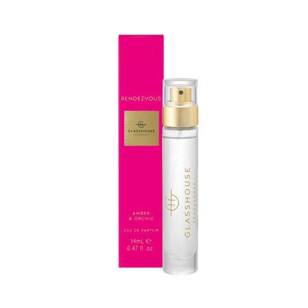 Glasshouse Fragrances Rendezvous Travel Eau de Perfume - 14ml