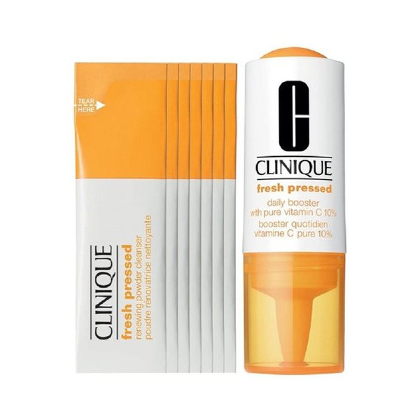 Clinique Fresh Pressed Daily Booster With Pure Vitamin C 10% - 8.5ml