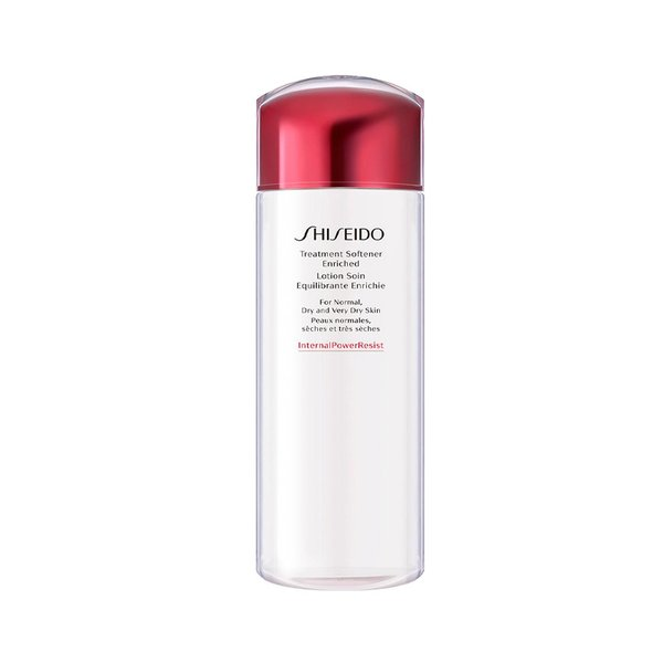 Shiseido Treatment Softener Enriched (For Normal, Dry, and Very Dry Skin) - 300ml