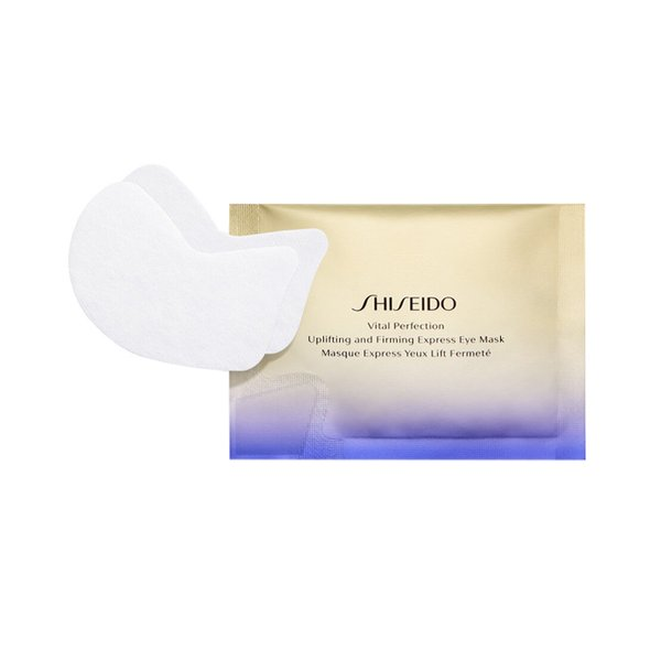 Shiseido Vital Perfection Uplifting and Firming Express Eye Mask - 12 Pairs