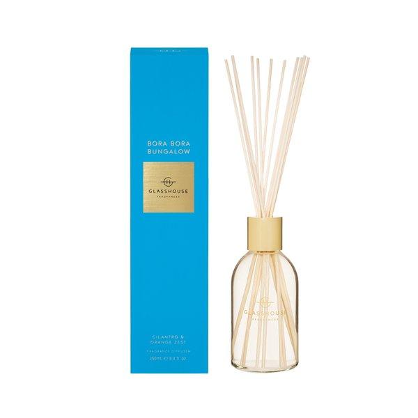 Glasshouse Fragrances Bora Bora Bungalow Diffuser - 250ml