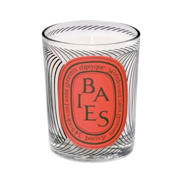 Diptyque Dancing Oval Baies Candle - 70g