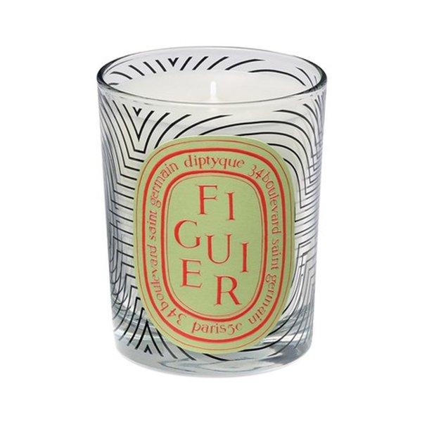 Diptyque Dancing Oval Figuier Candle - 70g